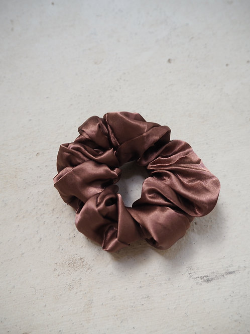 Dark Red Scrunchie