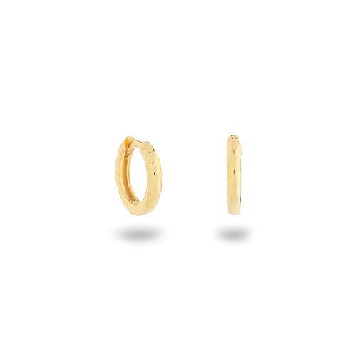 Mira Hoops Gold
