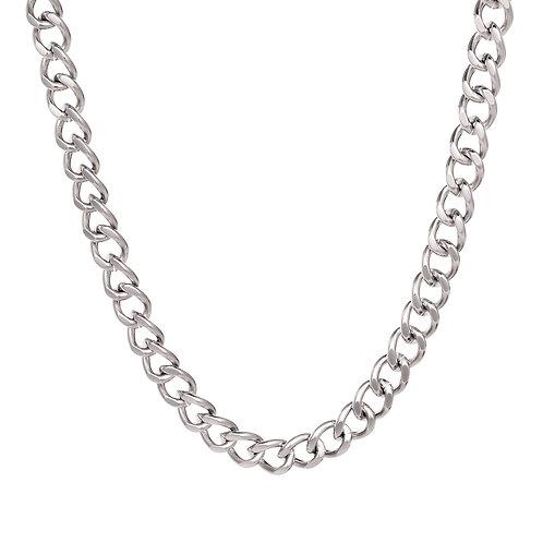 Maya Necklace Silver