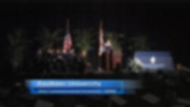 Faulkner University 2016 Graduation - 10AM