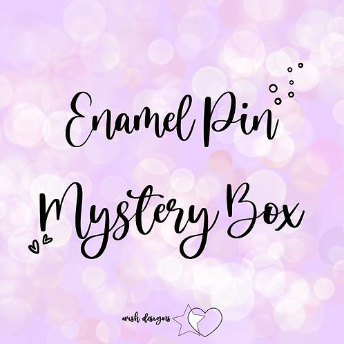 Enamel Pin Mystery Box