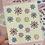 Thumbnail: Pastel Flowers Small Sticker Sheet