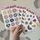 Thumbnail: Balloon Animals Small Sticker Sheet