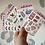 Thumbnail: Affirmation Banners Small Sticker Sheet