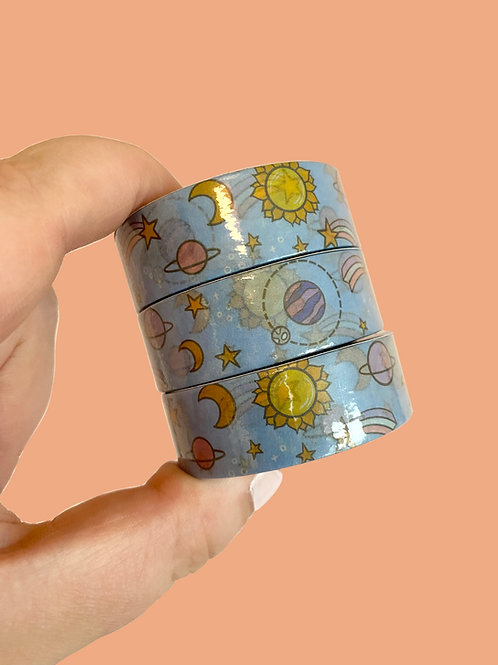 15mm Space Washi Tape