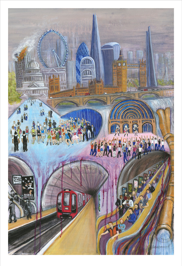 London Reimagined