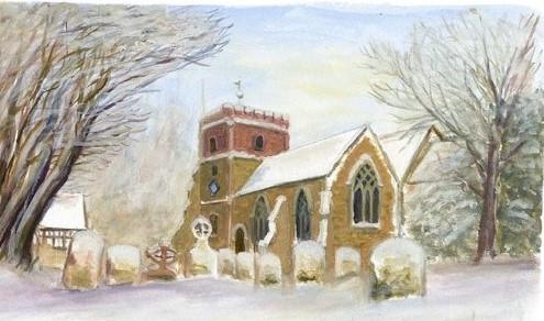 Harbury Church
