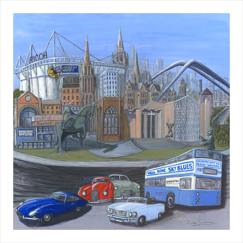Coventry Reimagined