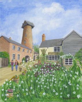 Harbury Windmill 2020