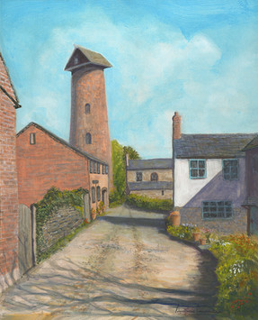 Harbury Windmill