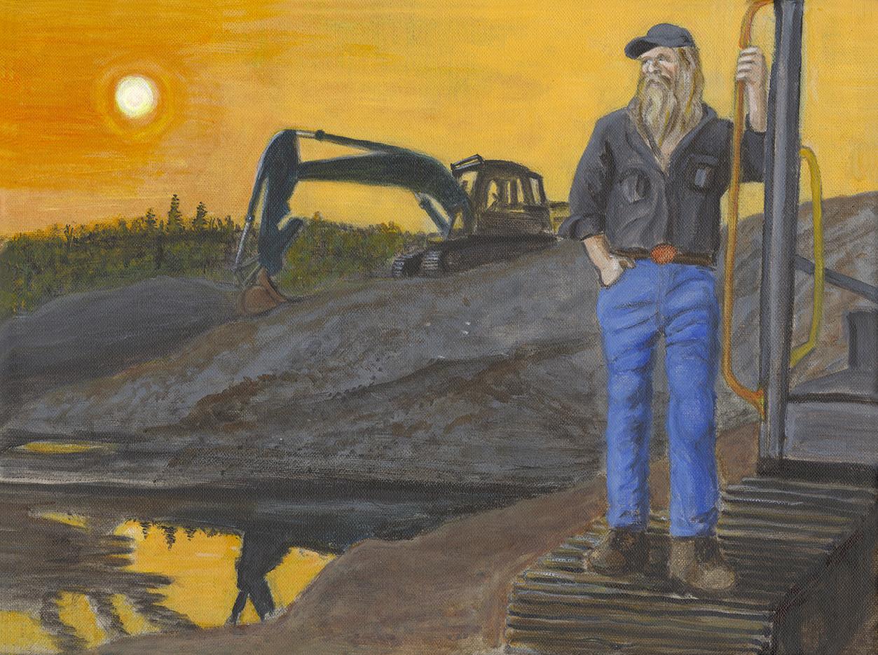 Gold Rush - Tony Beets