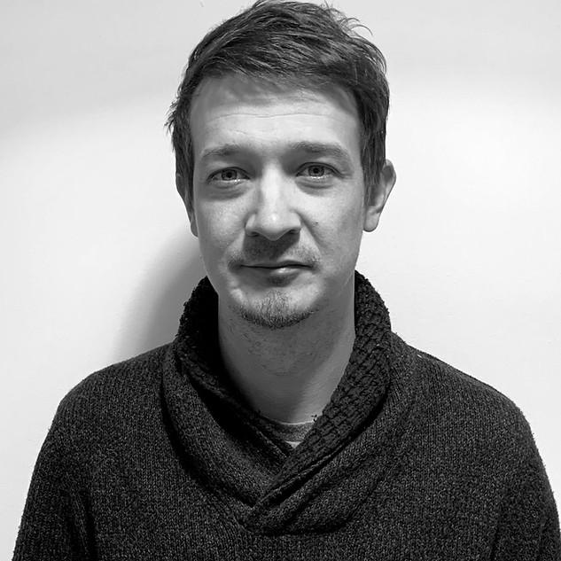 Csaba Salzinger - Mechanical Engineering Technician