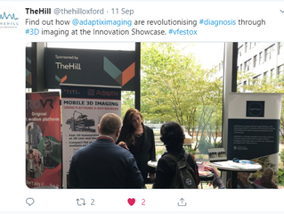 VentureFest 2019 at Oxford Brookes University