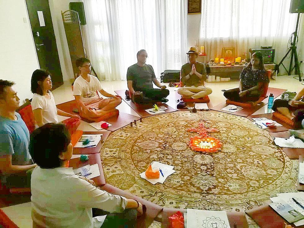 Heart Chakra Healing workshop