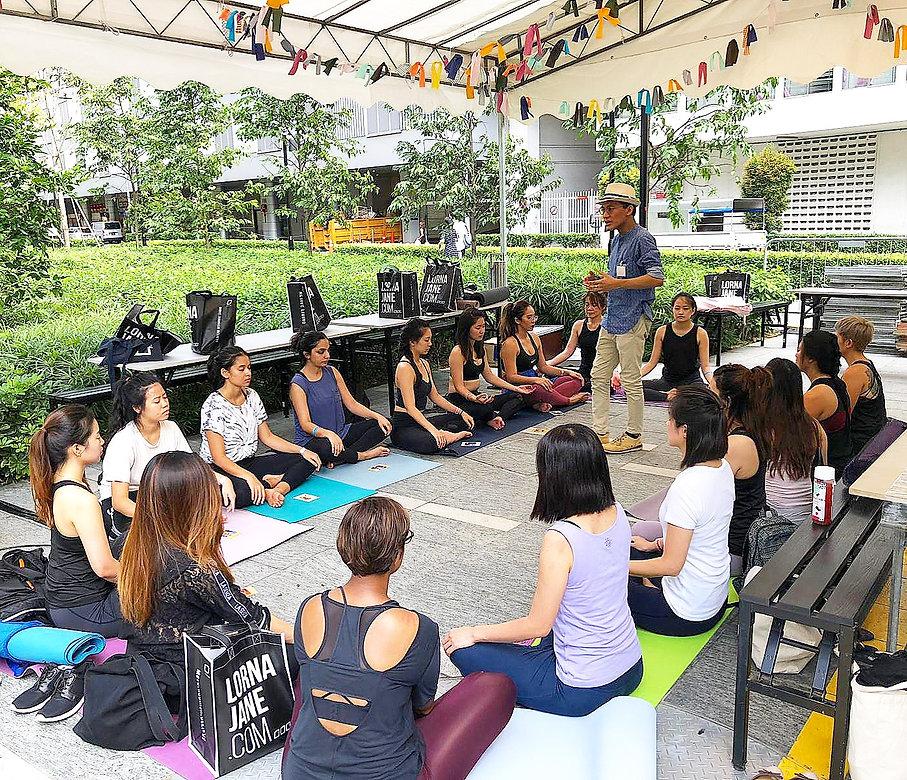 Yogafest Singapore