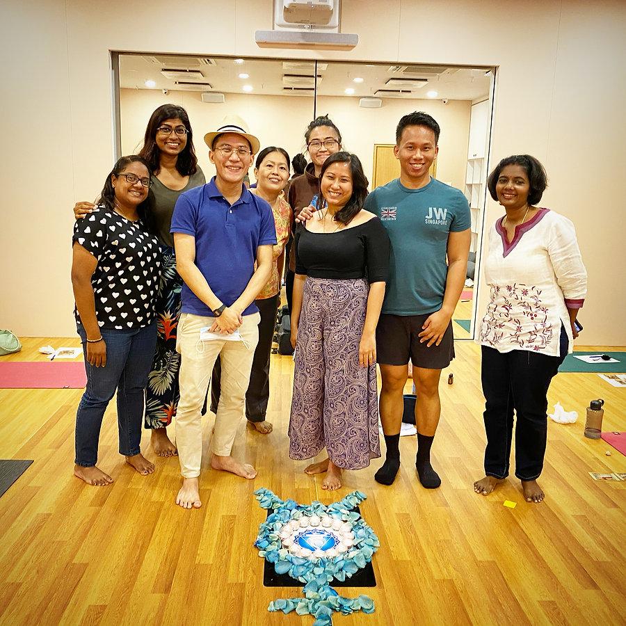 Throat Chakra Healing workshop