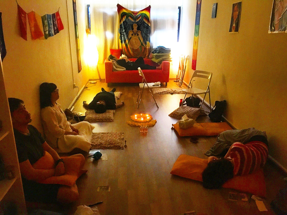 Sacral Chakra Healing workshop