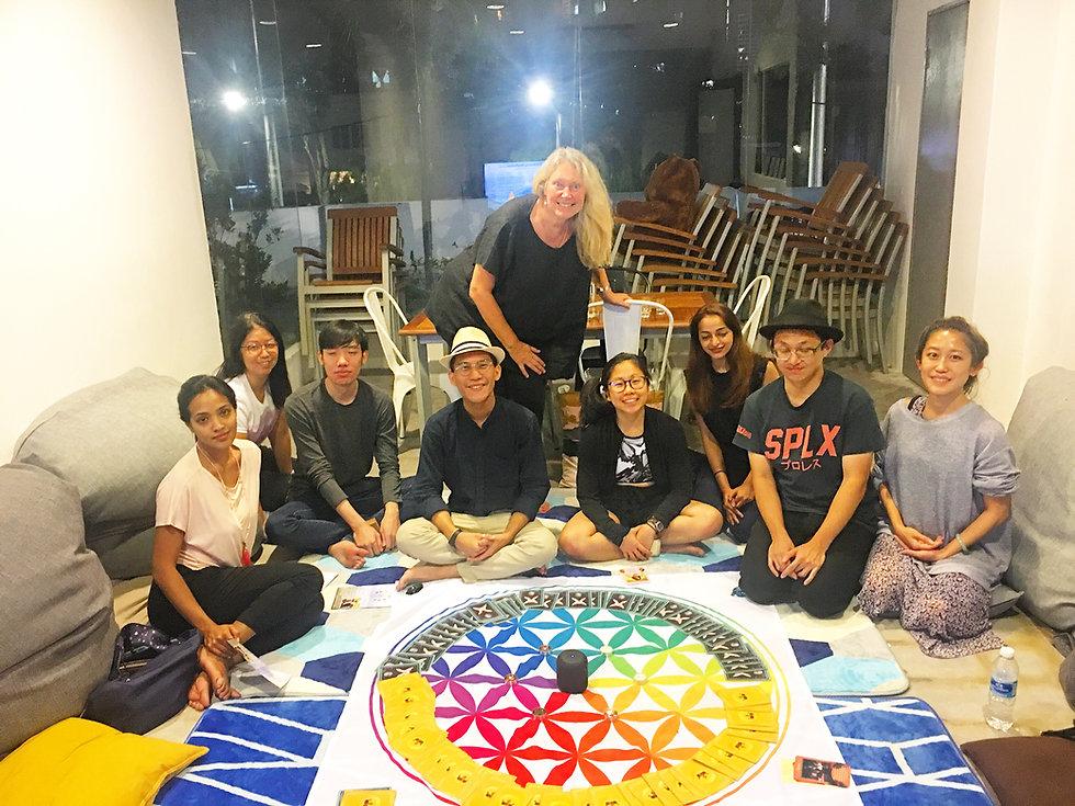 Spiritual workshop in KL Malaysia
