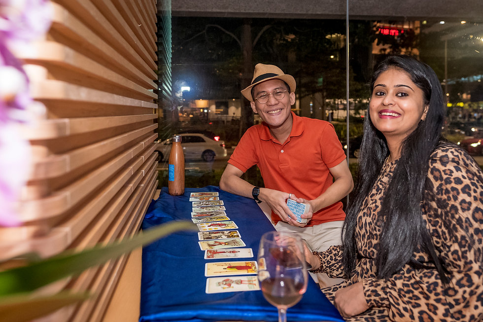 Tarot Reading in Singapore