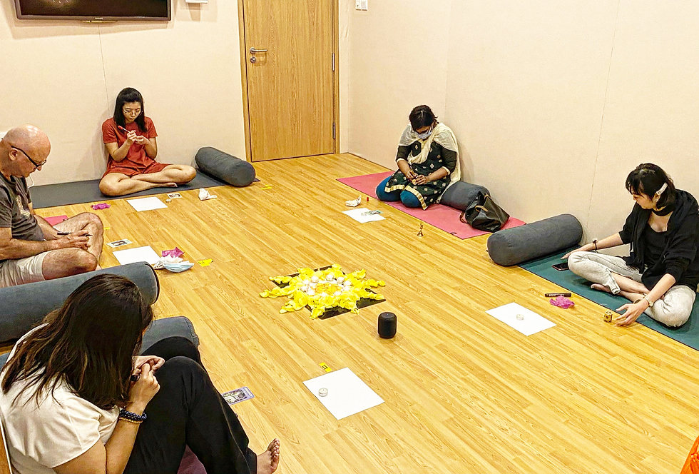 Solar Plexus Chakra Healing workshop