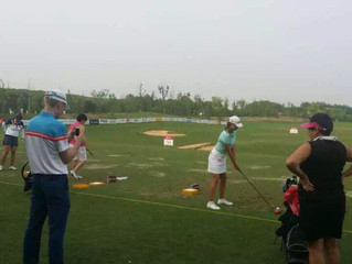 Ladies European Tour Visit Shanghai