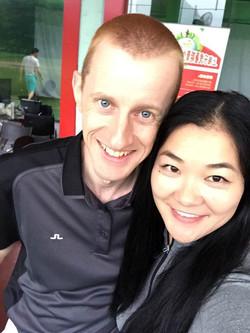 Simon & Liu Jiao (CLPGA Tour)
