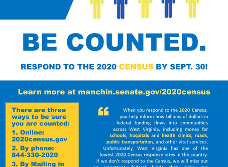 2020 Census Needs You!