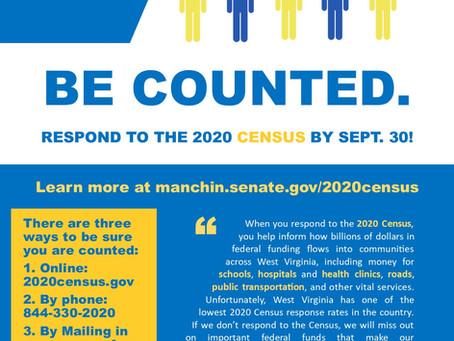 2020 Census Needs You!