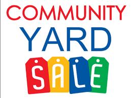 Milton Community Yard Sale