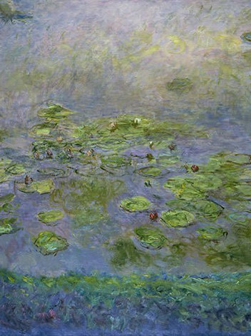 Water-Lilies-Nympheas.5-by-Claude-Monet.