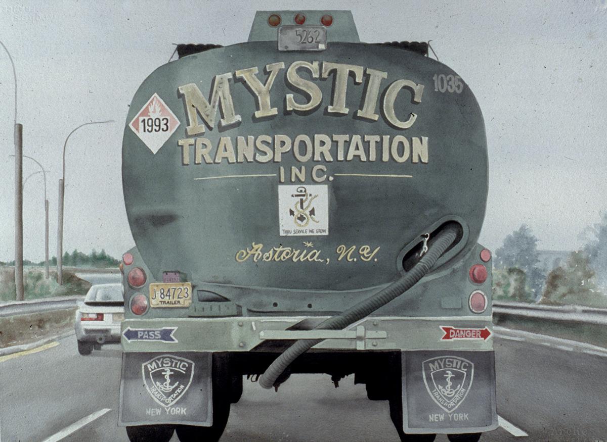 Mystic Truckback
