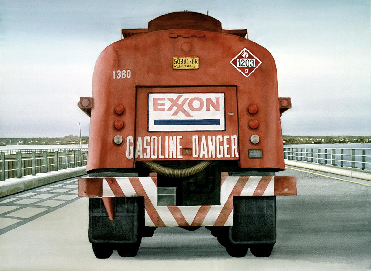 Exxon Truckback