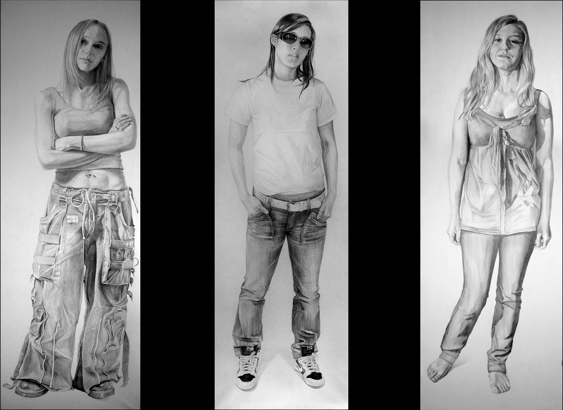 Life-size Drawings
