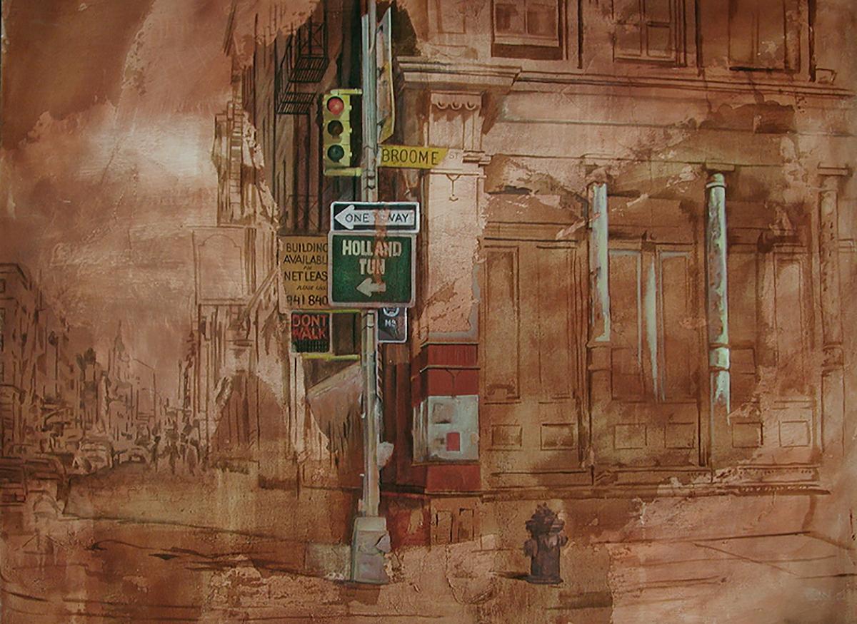 Broome Street Fresco
