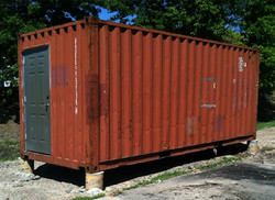 Container/ Guard House
