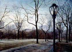 Amy's Central Park