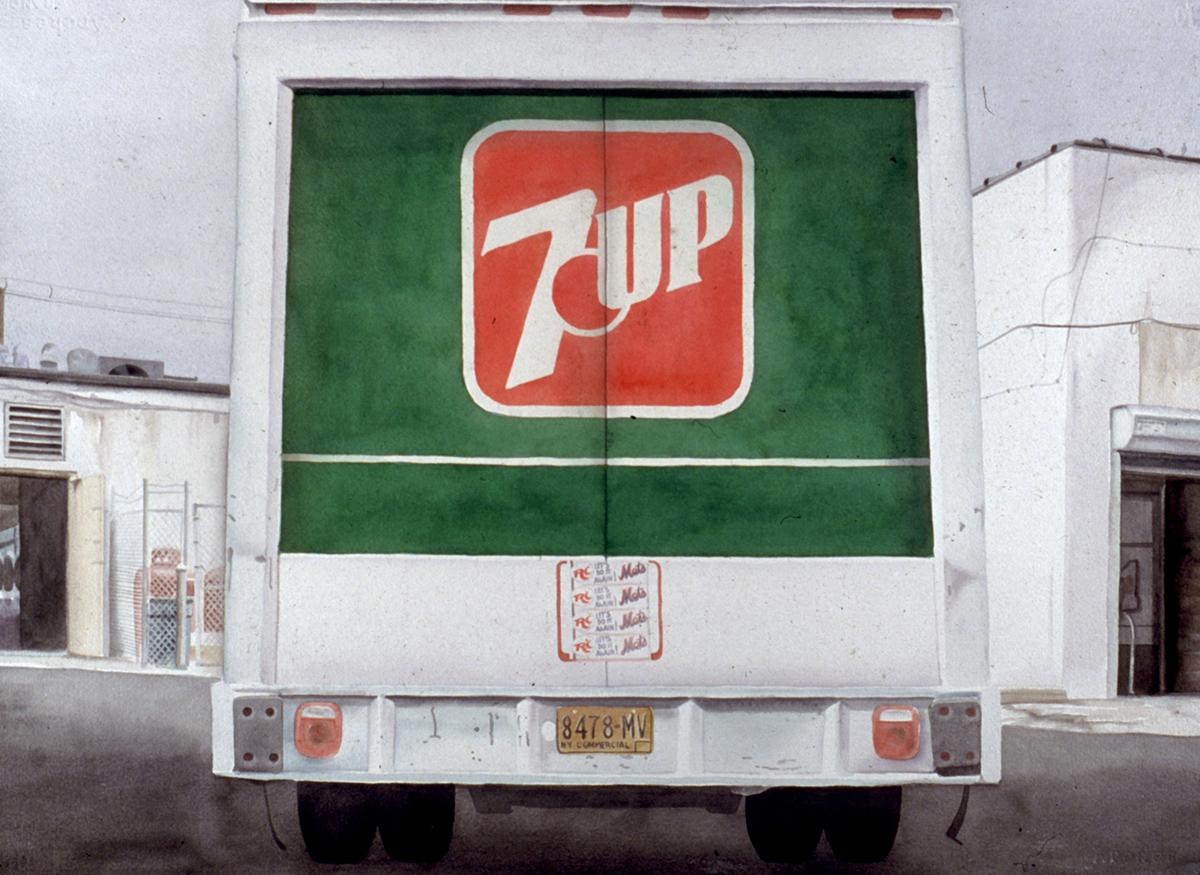 7UP Truckback