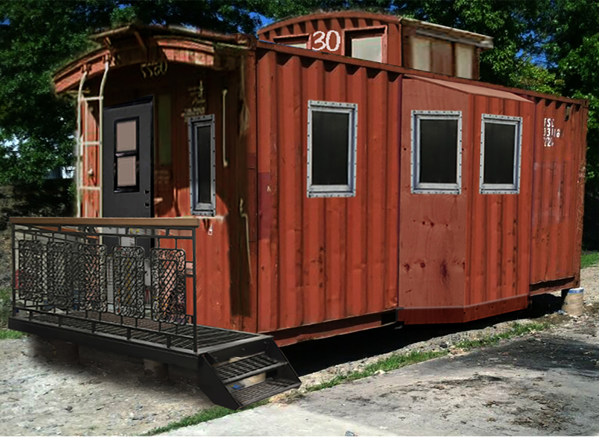 Caboose/ Guard House