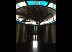 Ceiling Clock