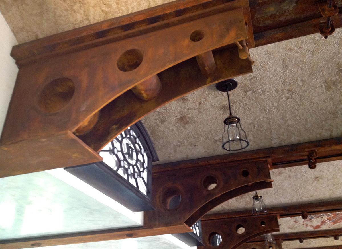 Penthouse Detail