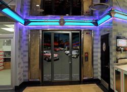 Freight Elevator Door