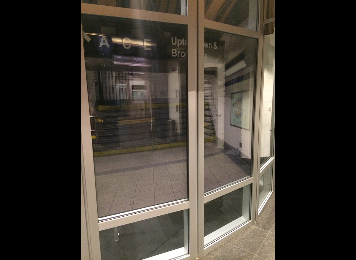 Subway Detail