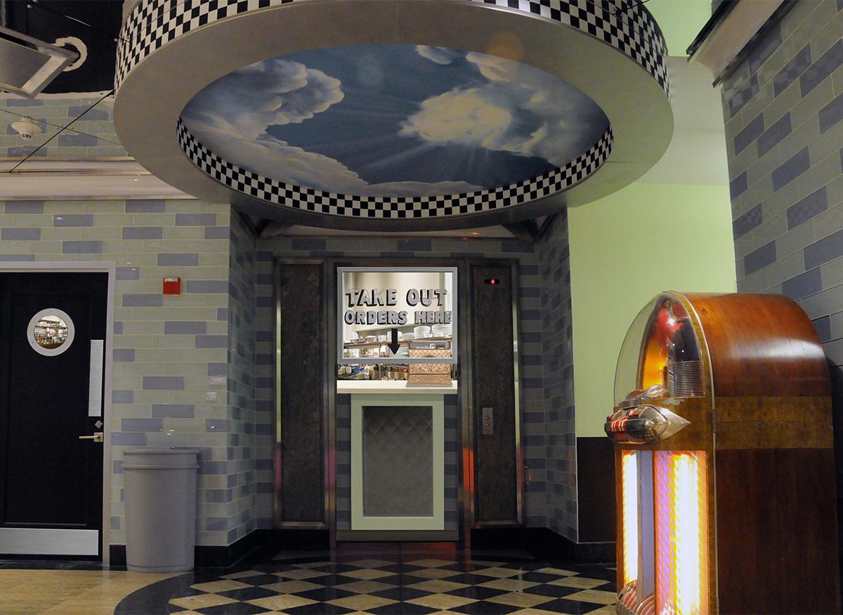 Passenger Elevator Doors