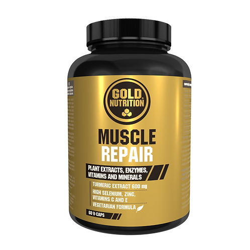 MUSCLE REPAIR - 60 VCAPS GOLDNUTRITION