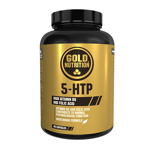 5-HTP – 60 CÁPSULAS – GOLDNUTRITION