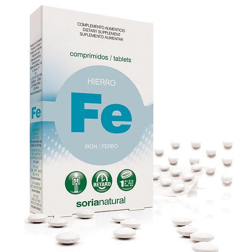 FERRO RETARD - 32 COMPRIMIDOS - SORIA NATURAL