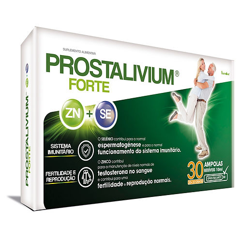 PROSTALIVIUM AMPOLAS - 30 AMPOLAS - FHARMONAT