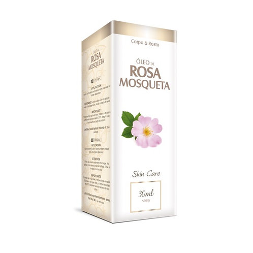 ÓLEO DE ROSA MOSQUETA SPRAY – 30ML – FHARMONAT