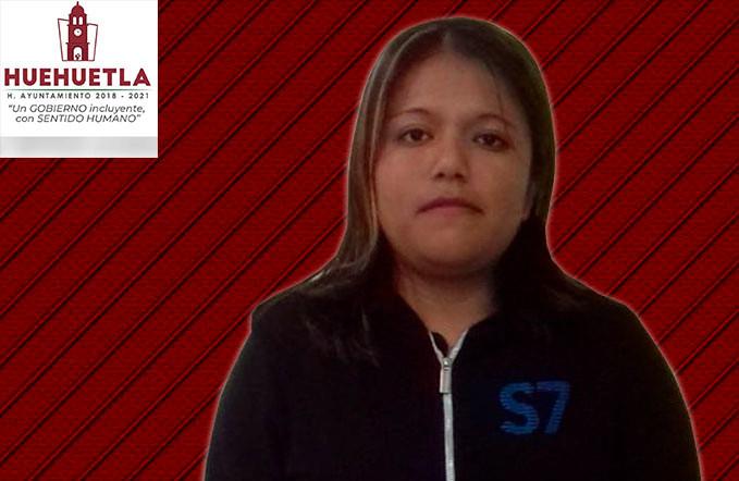 SRITA. ESPERANZA HERNANDEZ ESPINOZA, REGIDORA DE INDUSTRIA Y COMERCIO.