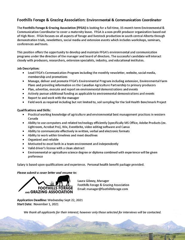 FFGA Job Posting - E & C Coordiantor 2021 - Sonja & Laura's Edits.jpg